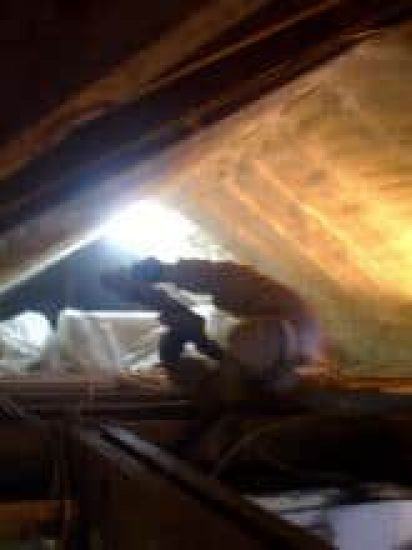 attic-hot-roof-application